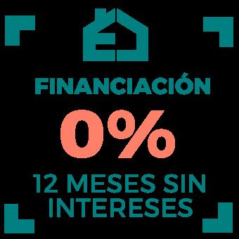 Financiacion al 0% en Eurocasa