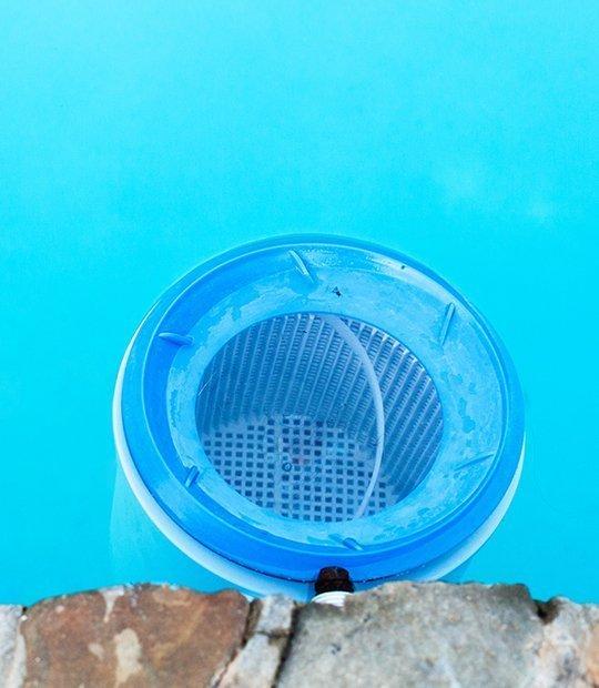 accesorios para mantenimiento de la piscinas, sumidero