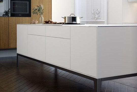 Muebles Lacados de Cocinas en Eurocasa Selección