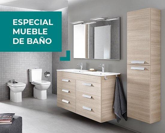 muebles de baño en eurocasa