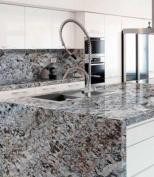 Encimeras de granito en Eurcasa Alicante
