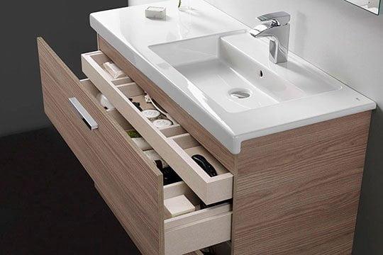 Elige los Muebles de Baño en Eurocasa Alicante
