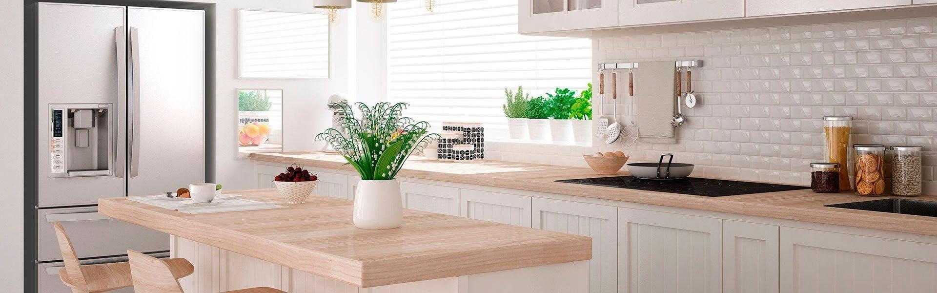 Diseña tu cocina ideal en Eurocasa Selección