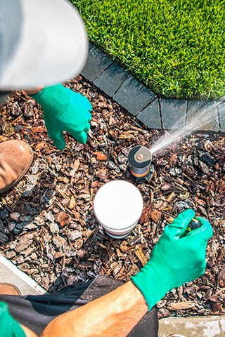 Claves para elegir el sistema de riego en Eurocasa