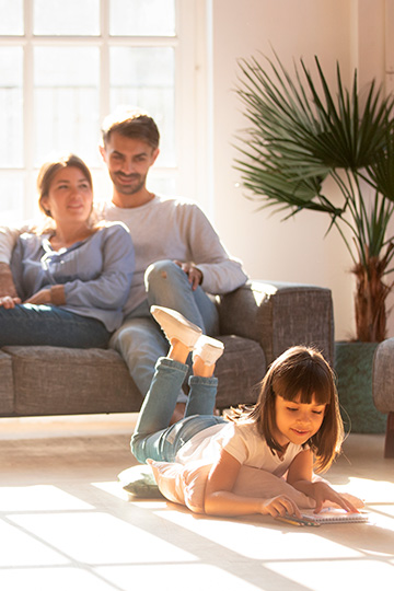 Suelo Radiante el mejor confort para tu casa. Encuéntralo en Eurocasa